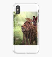 Faery Huntress iPhone Case