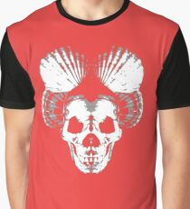 Skull and Shells Graphic T-Shirt