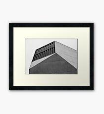 Casa da Musica, Porto, Portugal Framed Print