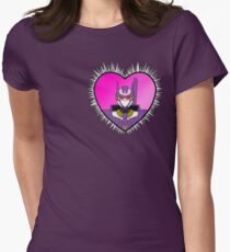 Vos in your Heart Women's Fitted T-Shirt