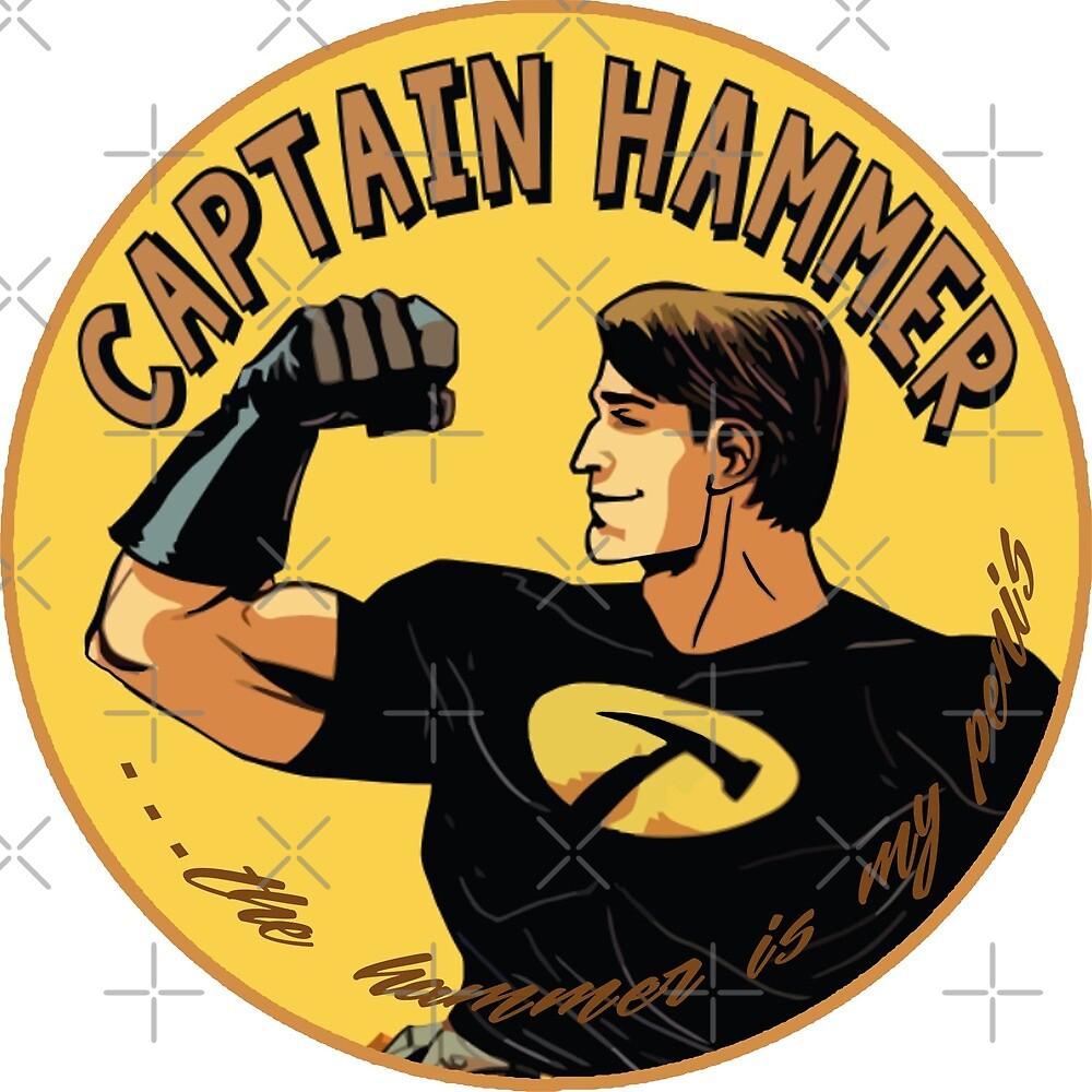 capt hammer by athelstan