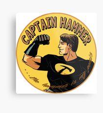 capt hammer Metal Print