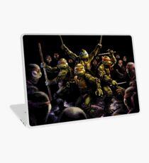 Vs Ninjas Laptop Skin