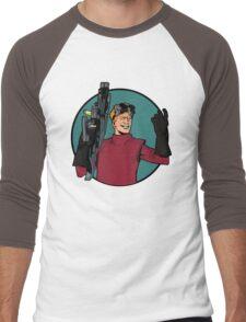 dr h Men's Baseball ¾ T-Shirt