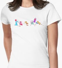 The Land Before Time: Berries Womens Fitted T-Shirt