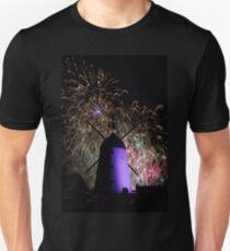 Lytham Windmill Fireworks 2 T-Shirt