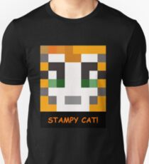 Stampy Cat! Unisex T-Shirt