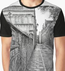 Brewer Street in Oxford Graphic T-Shirt