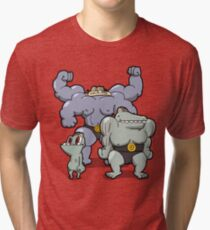 Number 66, 67 and 68 Tri-blend T-Shirt