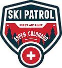 Aspen Colorado Skiing Ski Patrol Mountain Art by MyHandmadeSigns