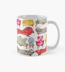 Victorian Lounge – Rainbow Palette Mug