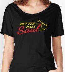 Better Call Saul LOGO Women's Relaxed Fit T-Shirt