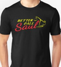 Better Call Saul LOGO Unisex T-Shirt