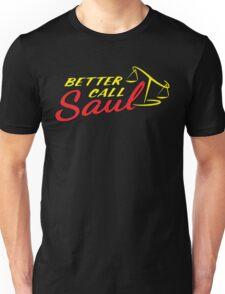 Better Call Saul LOGO Unisex T-Shirt