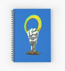 One Last Ring  Spiral Notebook