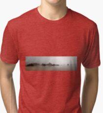 Marloes, Pembrokeshire, Wales, Great Britain. Tri-blend T-Shirt