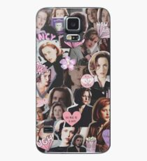dana scully Case/Skin for Samsung Galaxy