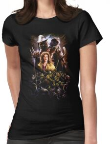 TMNINETY Womens Fitted T-Shirt