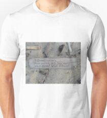 Driftwood haiku T-Shirt