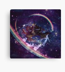 Neverland Galaxy Canvas Print