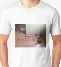 Cat biscuit haiku T-Shirt
