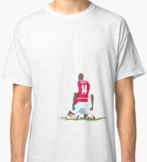 Thierry Henry at White Hart Lane Classic T-Shirt