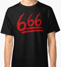 666 on Fleek Classic T-Shirt