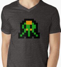 Retro Lander Men's V-Neck T-Shirt