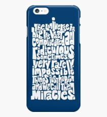 Full of Miracles (white) iPhone 6s Plus Case