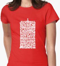 Full of Miracles (white) T-Shirt