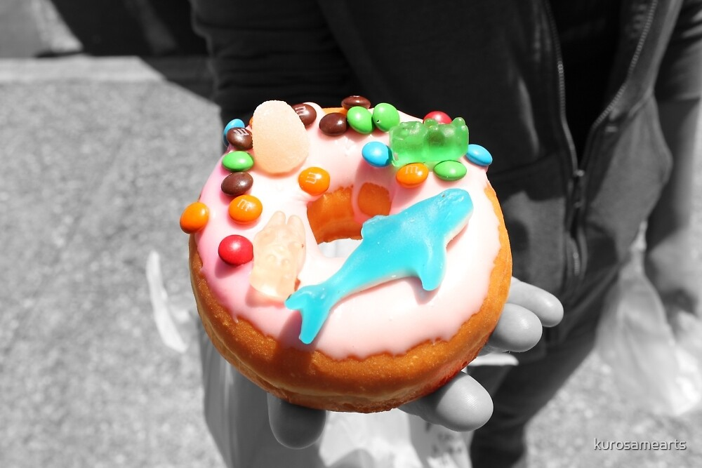 Ultima Doughnut by kurosamearts