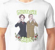 Mustache Bros Unisex T-Shirt