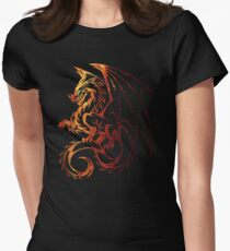 Dragon Women's Fitted T-Shirt