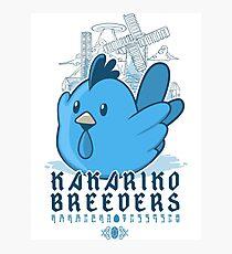 Kakariko Breeders Photographic Print