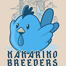 «Criadores de Kakariko» de otzee