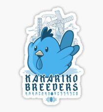 Kakariko Breeders Sticker