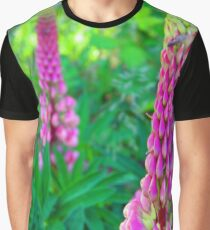 Luscious Lupin Graphic T-Shirt