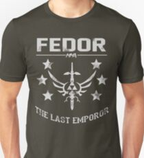 Fedor Emelianenko Established [FIGHT CAMP] Unisex T-Shirt