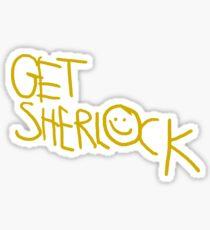 Get Sherlock Sticker