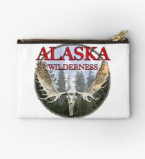 Alaska wilderness  Studio Pouch