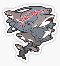 Cute Sharknado Sticker