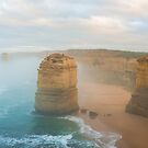 Apostles in the Mist by Ray Warren