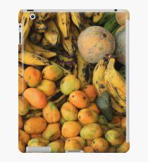 Colorful Exotic Fruit iPad Case/Skin