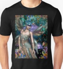 Bindweed Moonglow Unisex T-Shirt