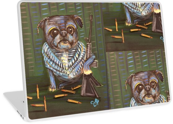 Pug Life by SarahMPowell