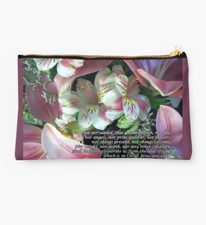 For I am persuaded Studio Pouch