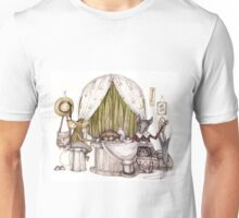 City Mouse, Country Mouse Unisex T-Shirt