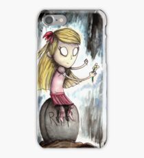Wendy and Abigail iPhone Case/Skin