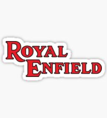 Royal Enfield Shirt Sticker