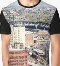 Tiger Stadium Graphic T-Shirt